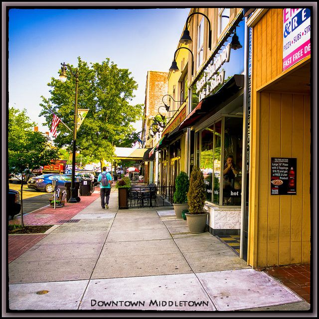Downtown Middletown, Connecticut, is thriving, partly because it has opted for inclusion.